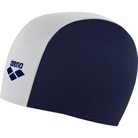 arena Polyester Swimming Cap Kinder navy-white